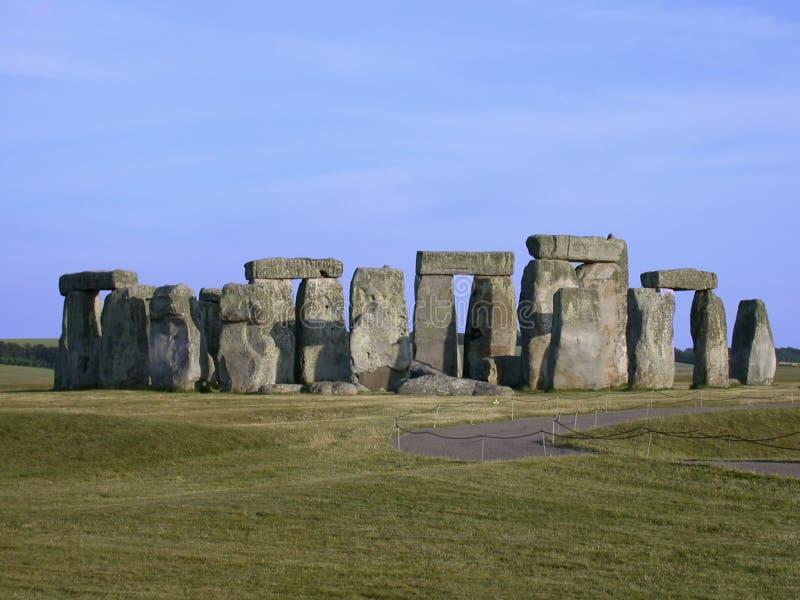 stonehenge стоковое фото
