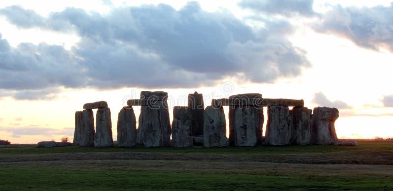 Stonehenge stock fotografie