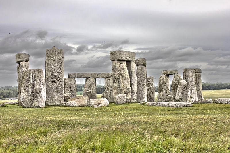 Download The Stonehenge stock photo. Image of english, prehistoric - 24325888