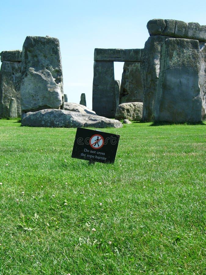 Stonehenge. foto de stock royalty free
