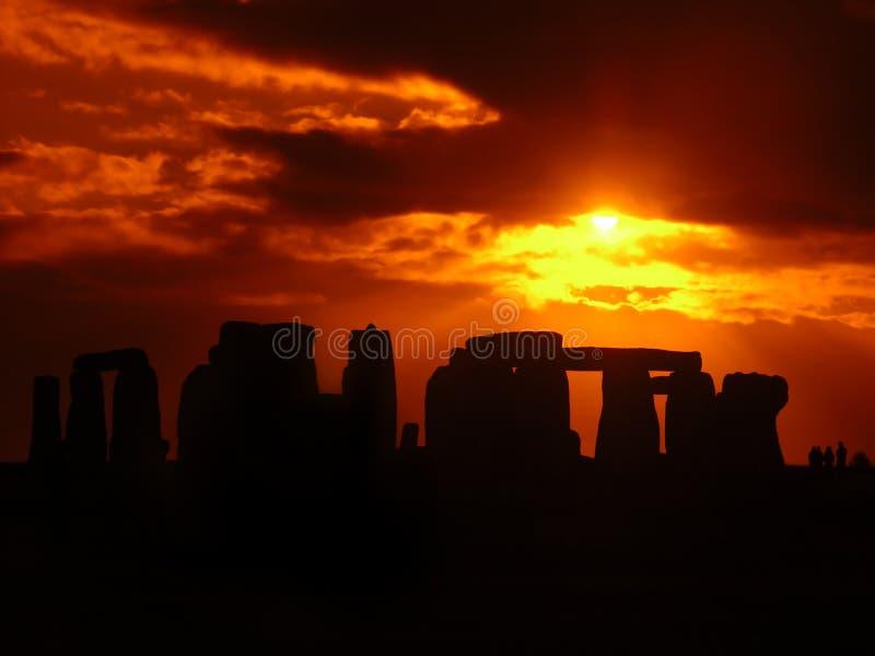 Stonehenge 3 foto de archivo
