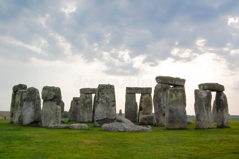 stonehenge photographie stock