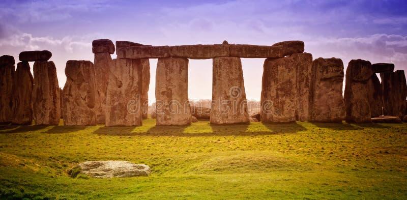 stonehenge foto de stock