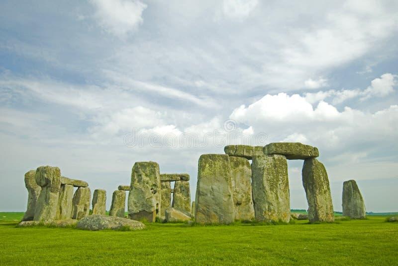 stonehenge стоковое изображение rf