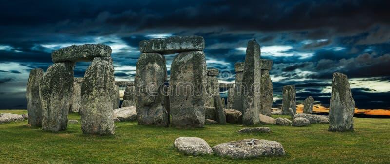 Stonehenge στοκ φωτογραφίες με δικαίωμα ελεύθερης χρήσης