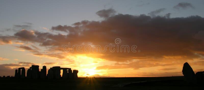stonehenge 6 στοκ εικόνα