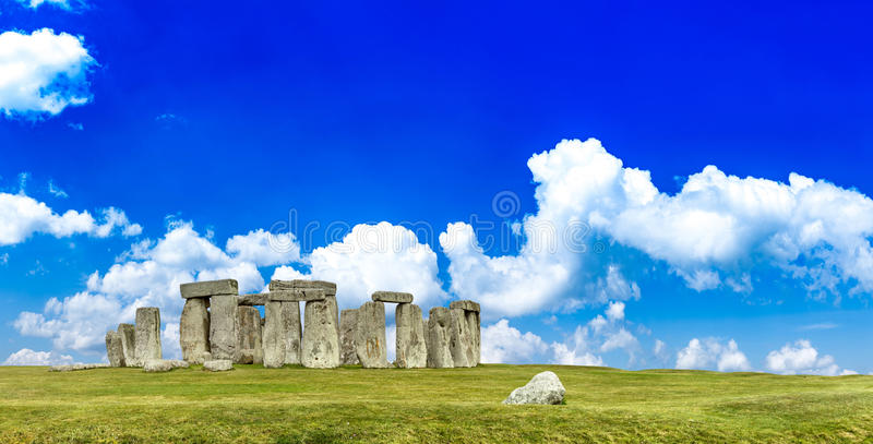Stonehenge στοκ εικόνες με δικαίωμα ελεύθερης χρήσης