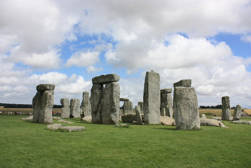 stonehenge στοκ φωτογραφίες