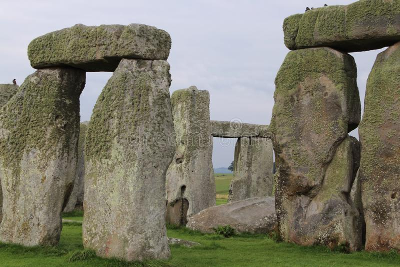 stonehenge immagine stock