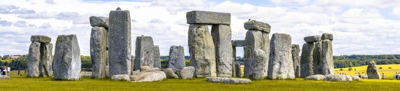 Stonehenge foto de archivo