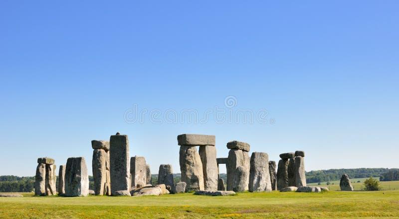 Stonehenge. Angielski dziedzictwo zdjęcie royalty free