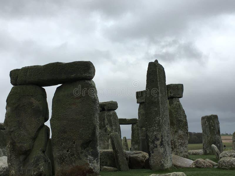 stonehenge fotografia royalty free