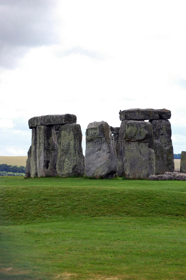 Download Stonehenge, England stock photo. Image of cloudy, english - 16630132