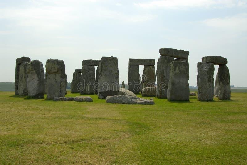 Stonehenge in England stockfoto