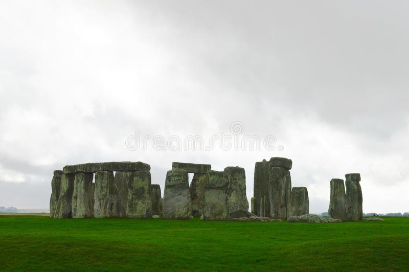 Stonehenge, England stock photography