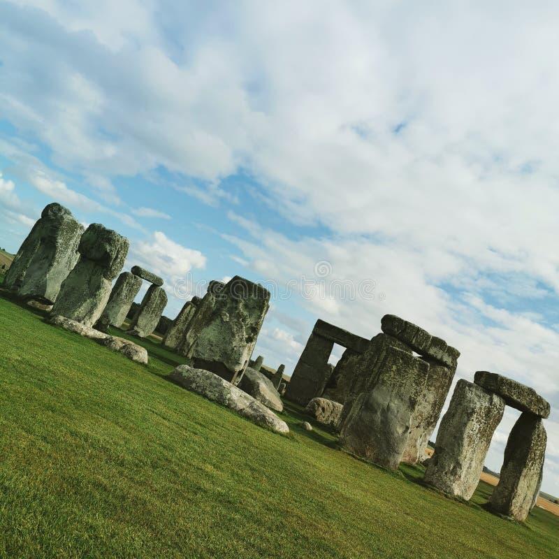 Stonehenge Mystery: Mystery Stonehenge In Village Krasejovka, Czech Landscape