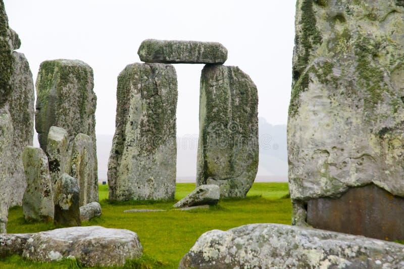 Stonehenge - England stock photo