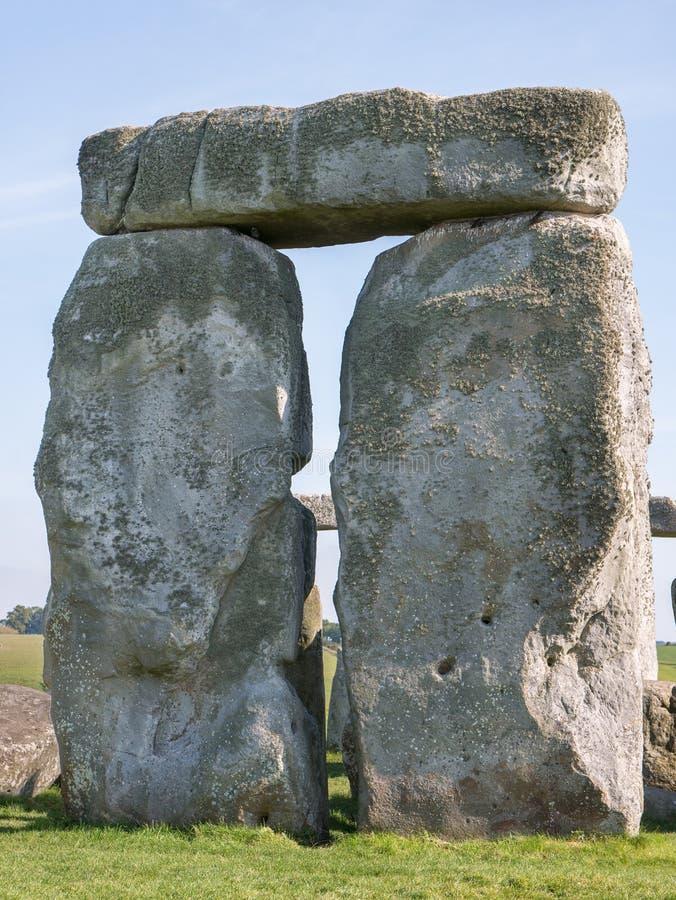 Stonehenge, England. royalty free stock photo