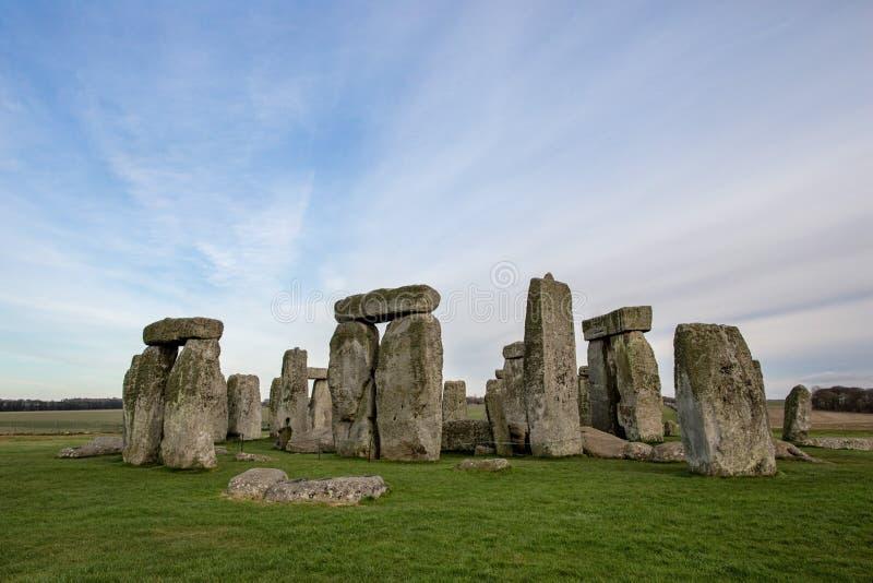 Le Stonehenge historique images libres de droits