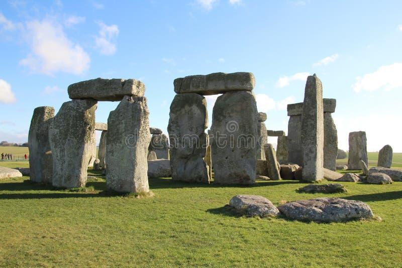 Stonehenge fornminne arkivfoton