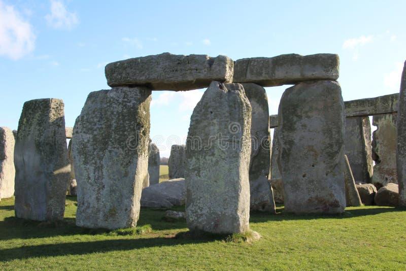 Stonehenge fornminne arkivbilder