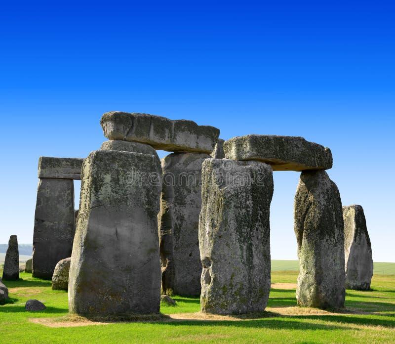 Download Stonehenge stock photo. Image of symbol, blue, architecture - 39239802