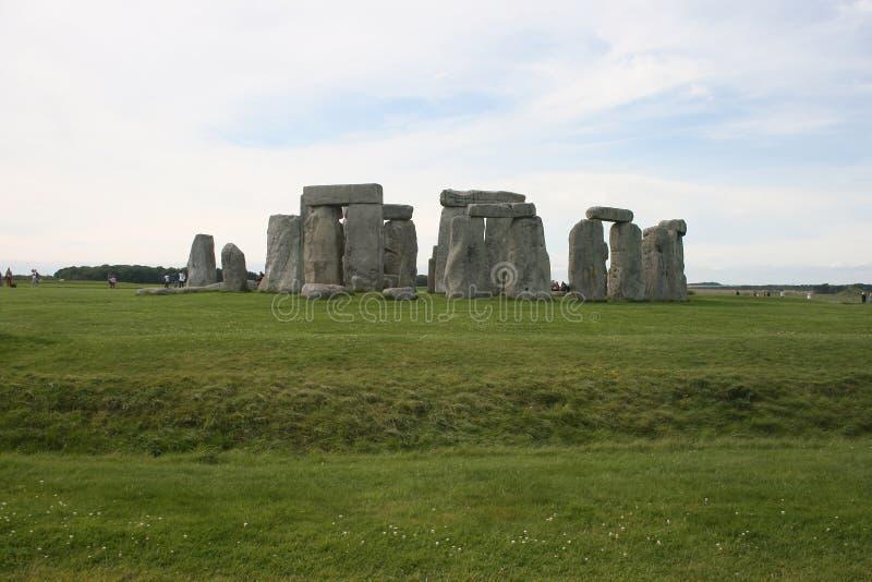 Stonehenge Inghilterra Immagine Stock Libera da Diritti