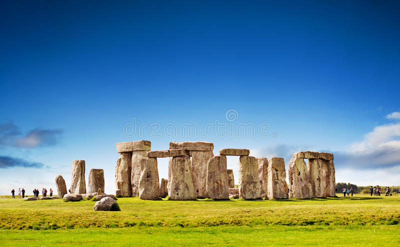 Download Stonehenge, Inghilterra Fotografia Stock - Immagine: 24479710