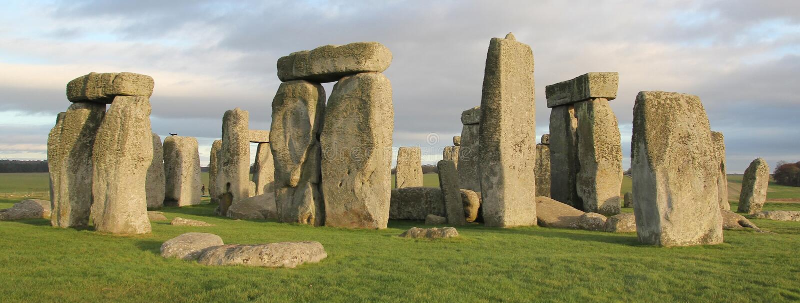 Stonehenge, Inglaterra Reino Unido foto de stock royalty free