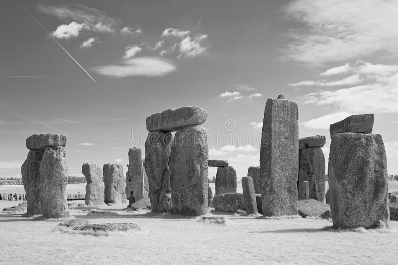 Stonehenge Megalithes stock photo