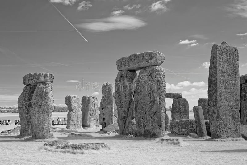 Stonehenge Megalithes royalty free stock photography