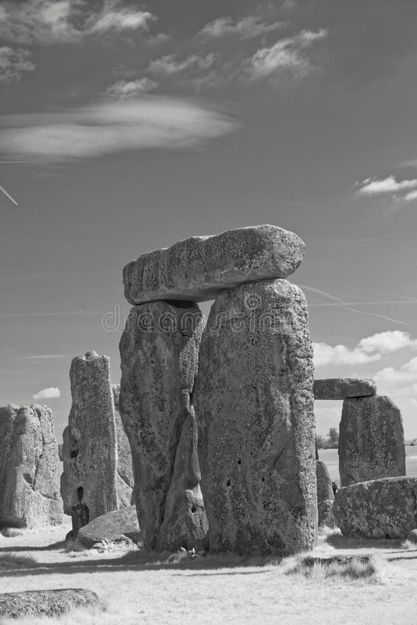 Stonehenge Megalithes royalty free stock images