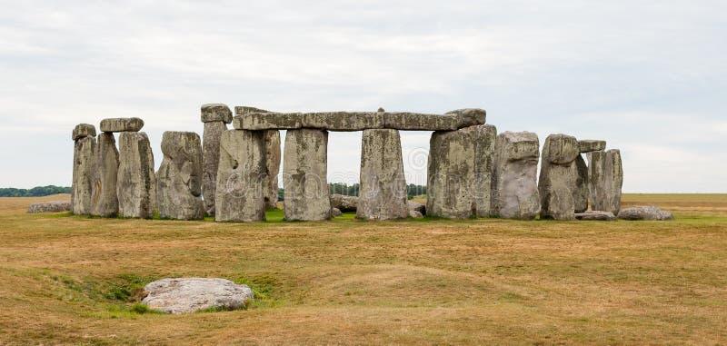 Stonehenge, plaines de Salisbury, Angleterre centrale images stock