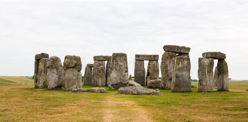 Stonehenge, plaines de Salisbury, Angleterre centrale image stock
