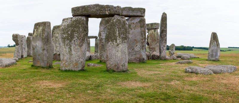 Stonehenge, plaines de Salisbury, Angleterre centrale photo libre de droits