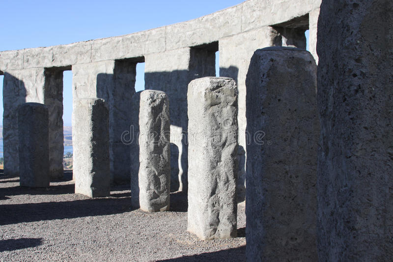 Download Stonehenge replica stock image. Image of state, shadows - 23551139