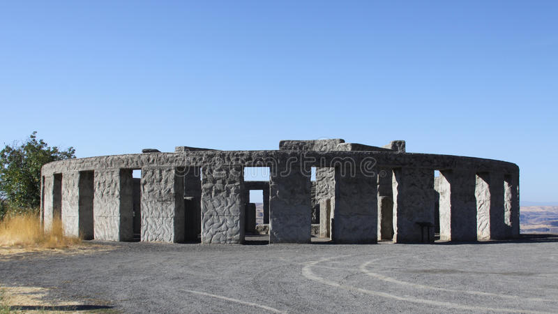 Download Stonehenge replica stock image. Image of attraction, travel - 23551157