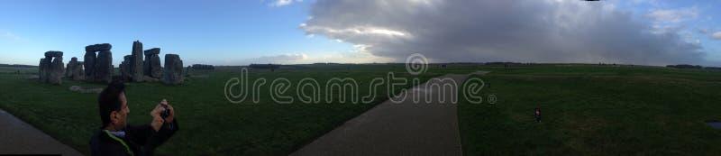 Stonehenge-Schönheit lizenzfreie stockfotografie