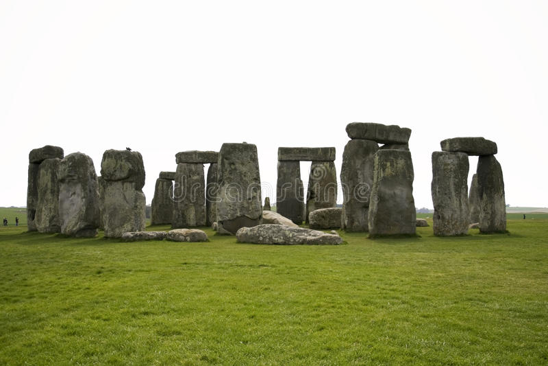 Stonehenge standing stones ruins wiltshire england uk royalty free stock photos