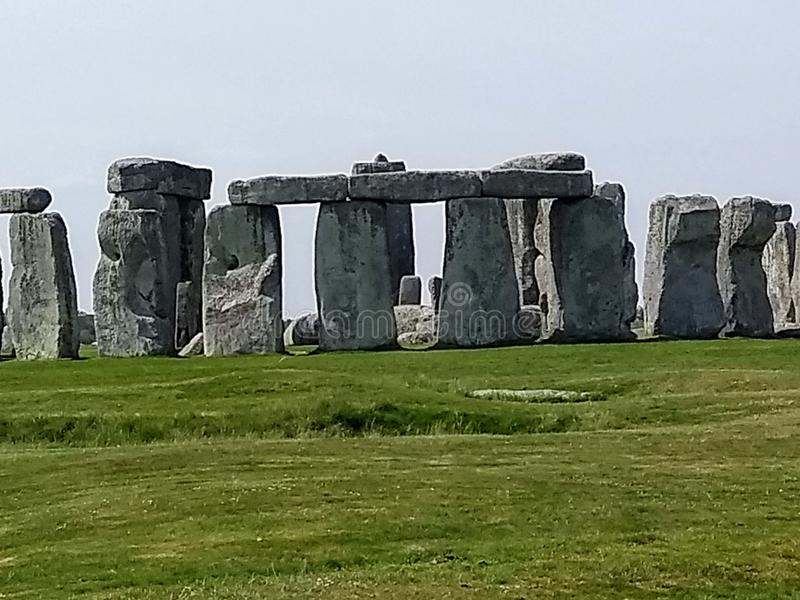 Stonehenge in Summer royalty free stock images