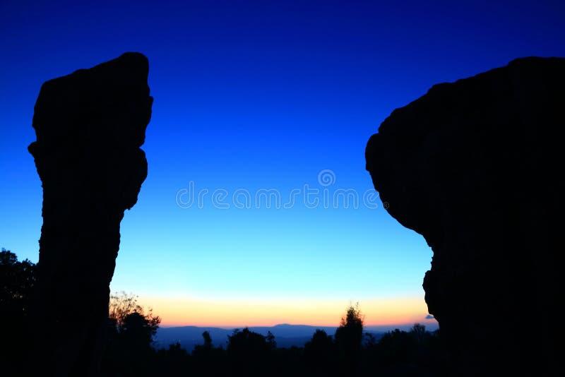 Stonehenge Tajlandia zdjęcie stock