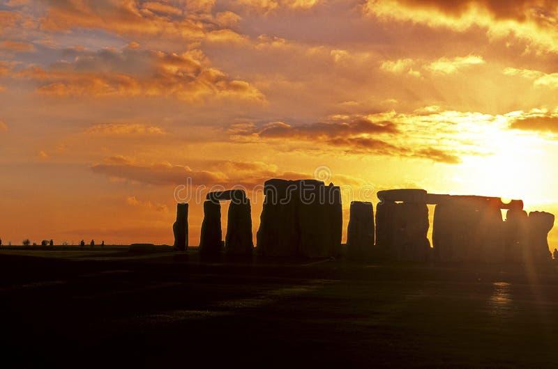 Stonehenge- United Kingdom Stock Photography