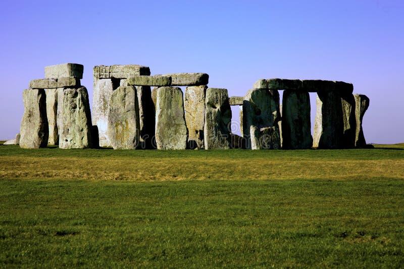 Stonehenge Wiltshire Inglaterra fotografía de archivo libre de regalías