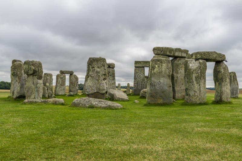 Stonehenge, WILTSHIRE, UK royalty free stock photos