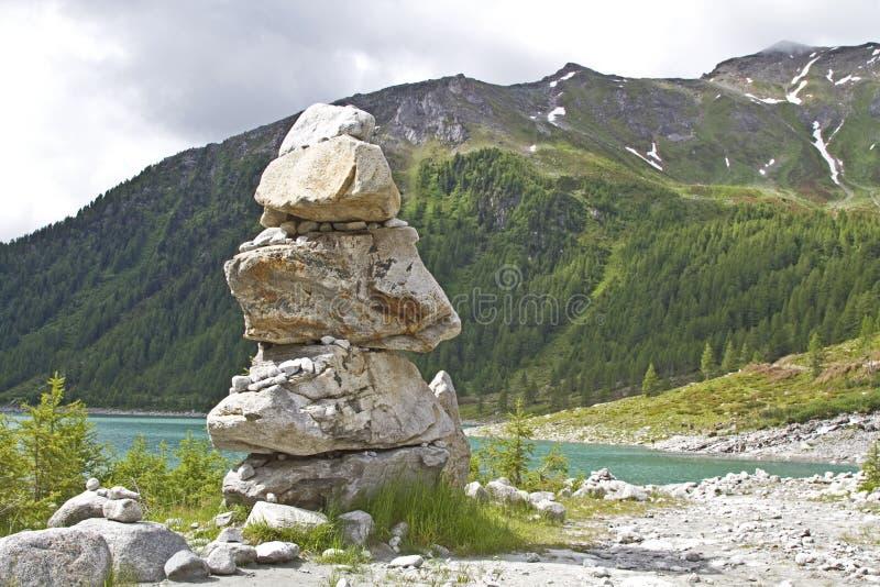 Download Stoneman stock image. Image of balance, power, point - 22041621