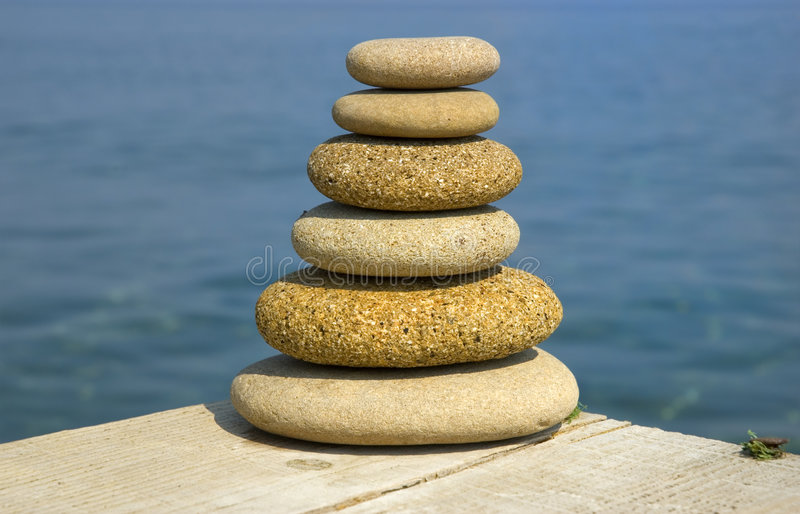 Download Stones stock image. Image of meditation, serenity, therapy - 3259613