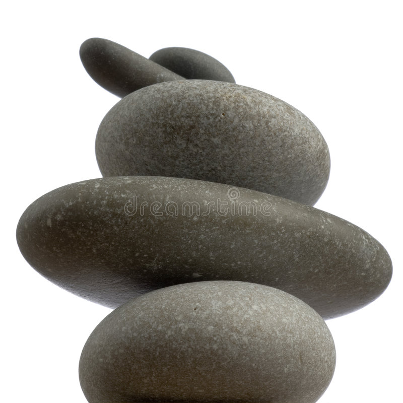 Download Stones stock photo. Image of achievement, natural, below - 8586450