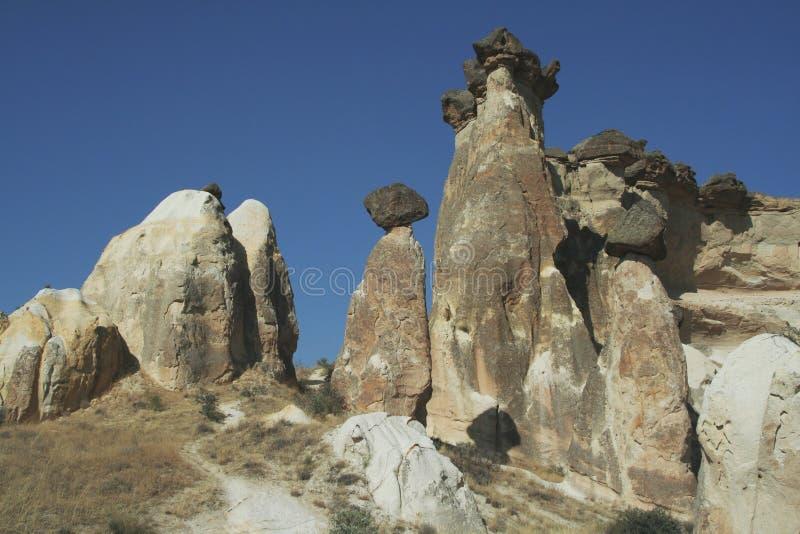 Stones - Capadoccia - Goreme Stock Photography
