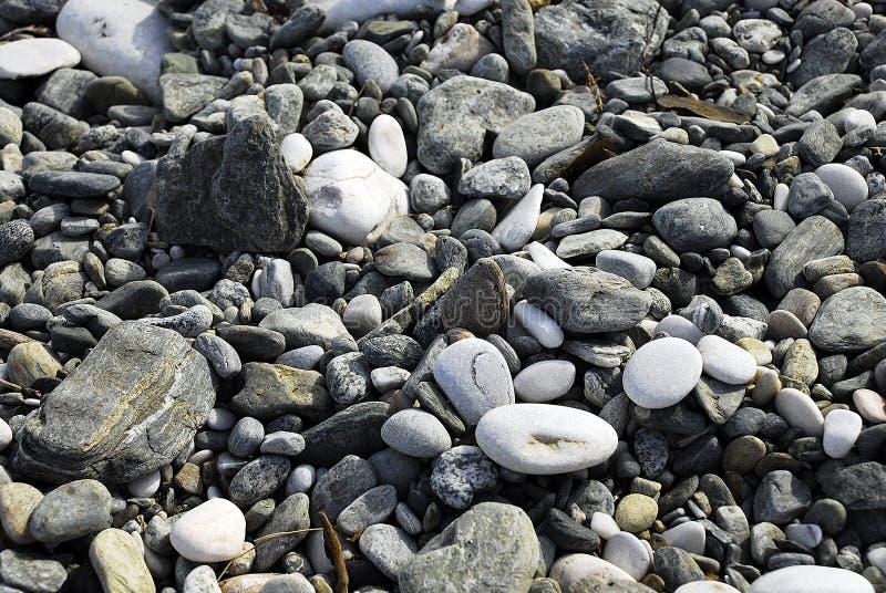 Stones Grey Tones royalty free stock photo