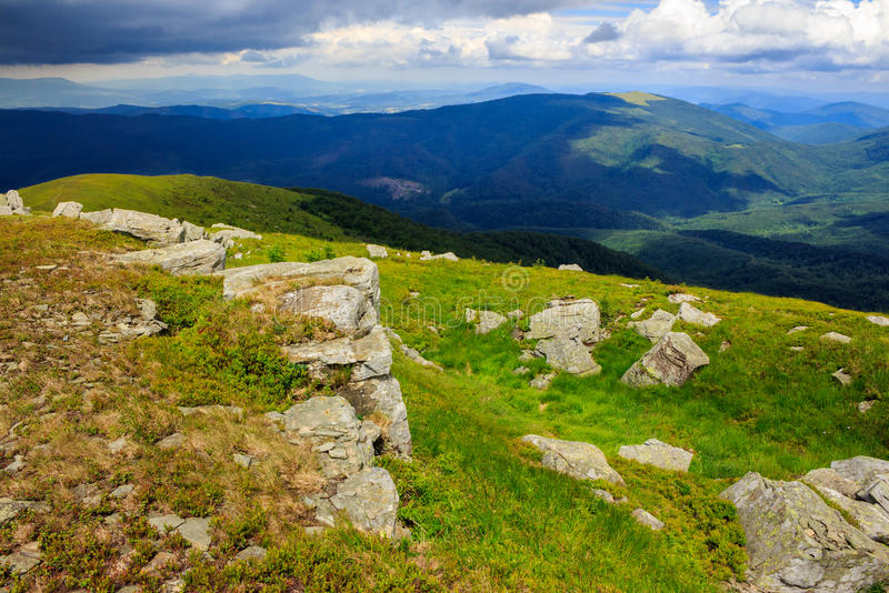 Download Stones On The Hillside Stock Photo - Image: 41810627